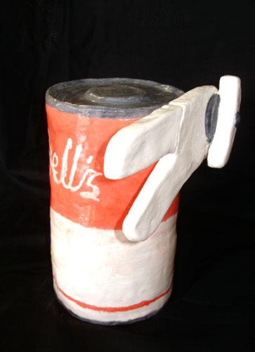 Pop Art Clay 183 Adelle