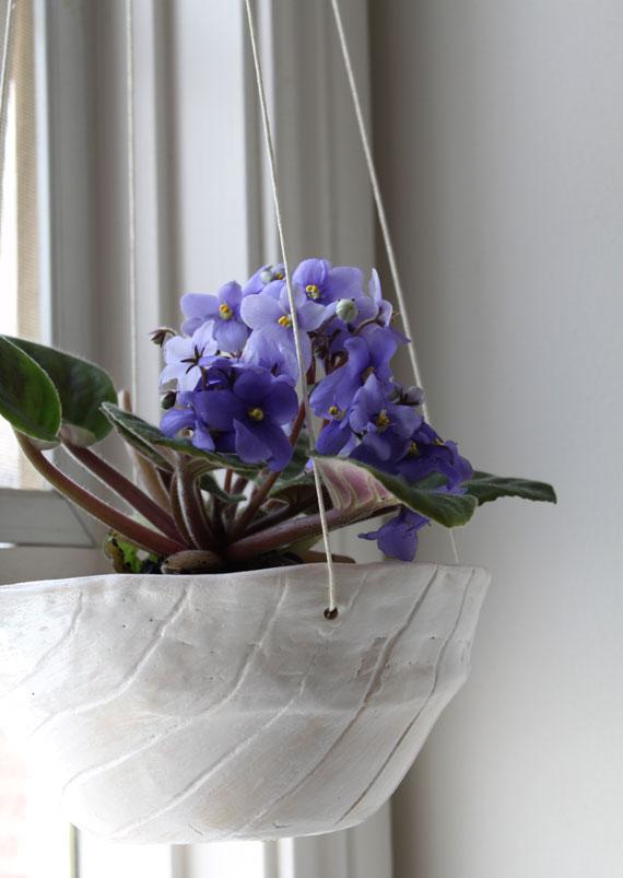 Ceramic Hanging Pots · Adelle